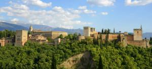 Eintrittskarten für die Alhambra von Granada