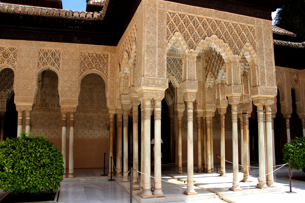 How to get tickets for the Alhambra, Granada, Spain