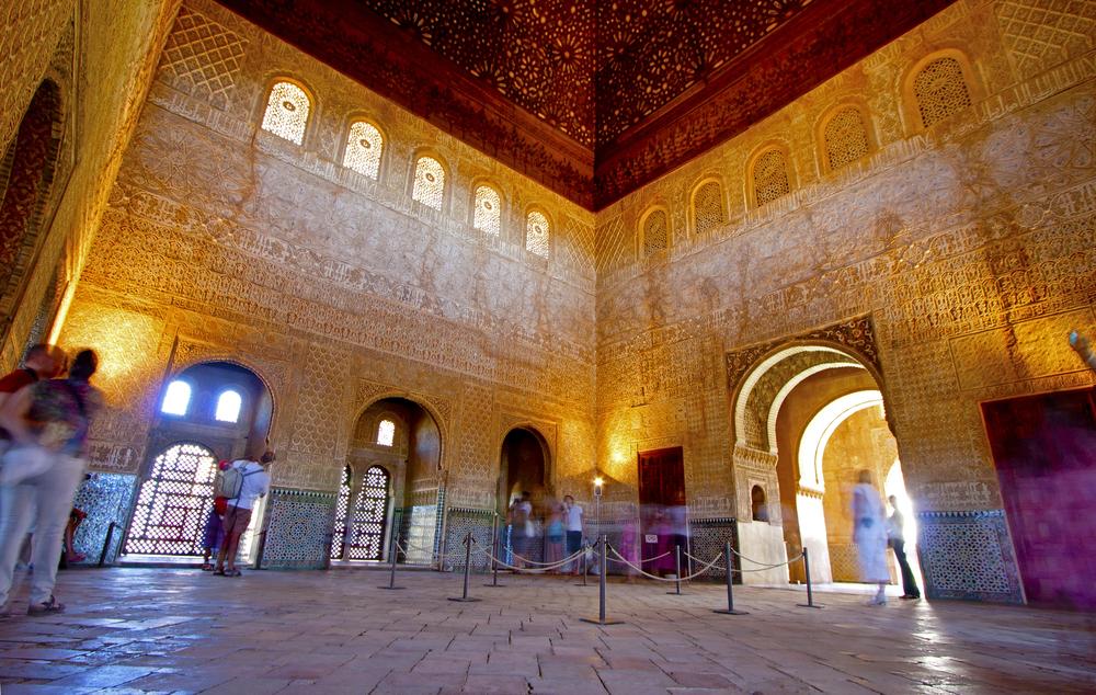 Nasrid Paleizen van Alhambra