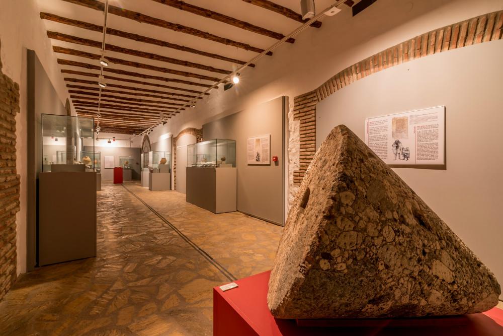 Het archeologische museum van Frigiliana