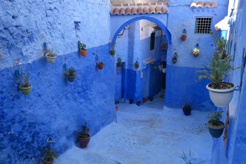 Ausflug nach Marokko