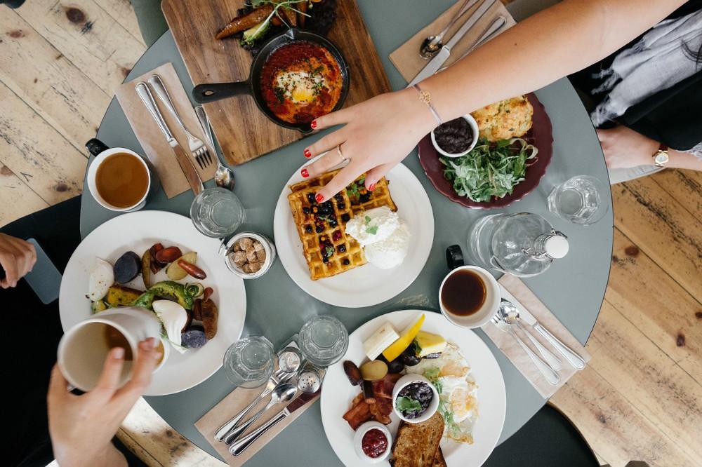 Frühstück in Tarifa