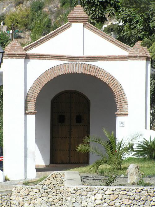 Die Kapelle Ecce Homo in Frigiliana