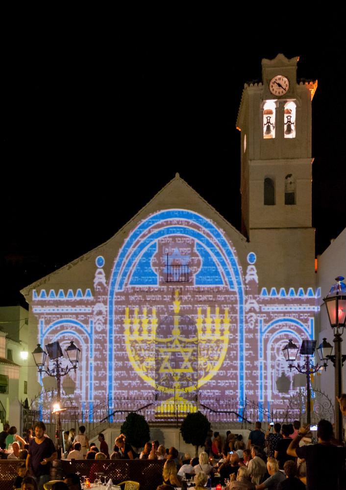 Kirche San Antonio de Padua in Frigiliana