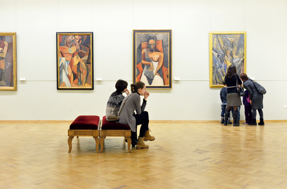 Das Leben von Picasso in Malaga