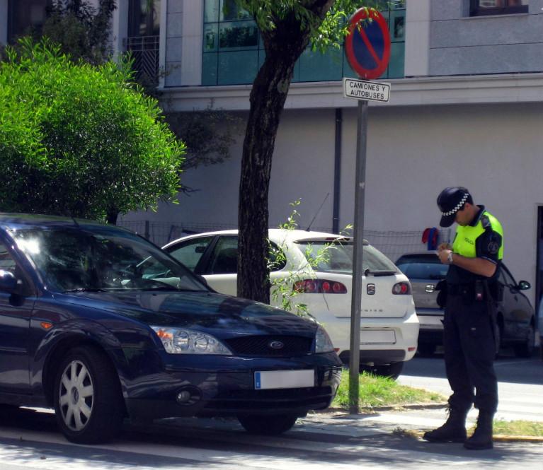 Parken in Andalusien