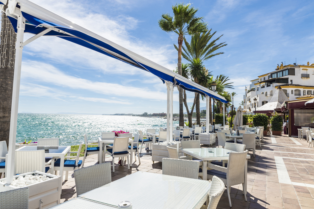 Best Restaurants In Marbella Puerto Banus