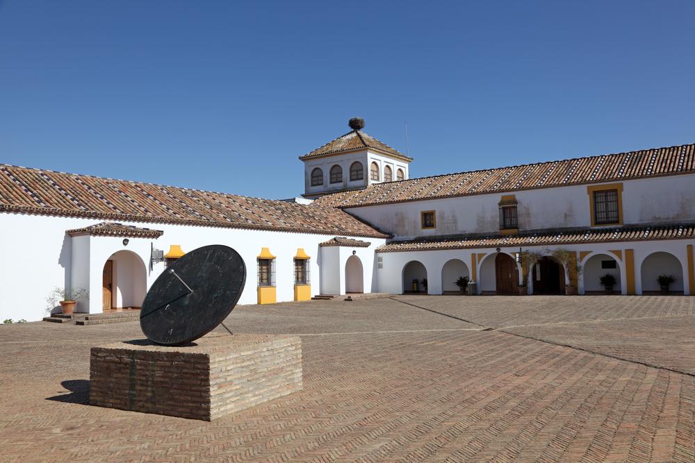 "Visitor centre ""El Acebuche"" in Doñana"