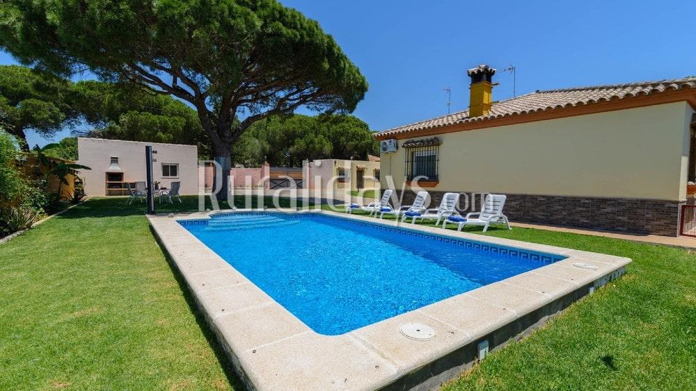 Acogedora casa cerca de Cádiz en Puerto Real - CAD2501