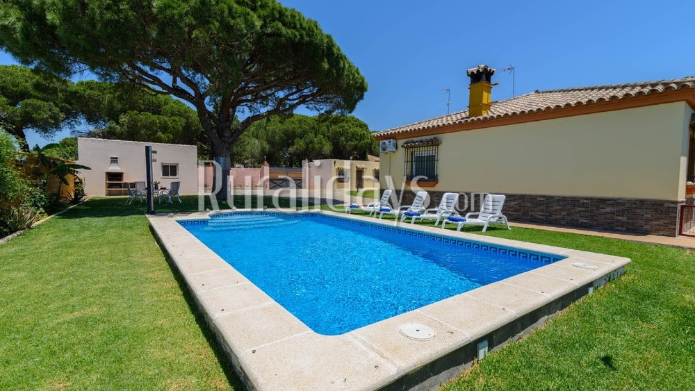 Gezellig vakantiehuis in de buurt van Cadiz in Puerto Real - CAD2501