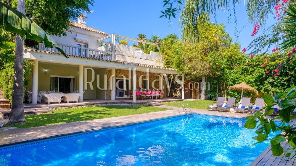 Luxe villa bij het strand in El Puerto de Santa María, Costa de la Luz - CAD1339