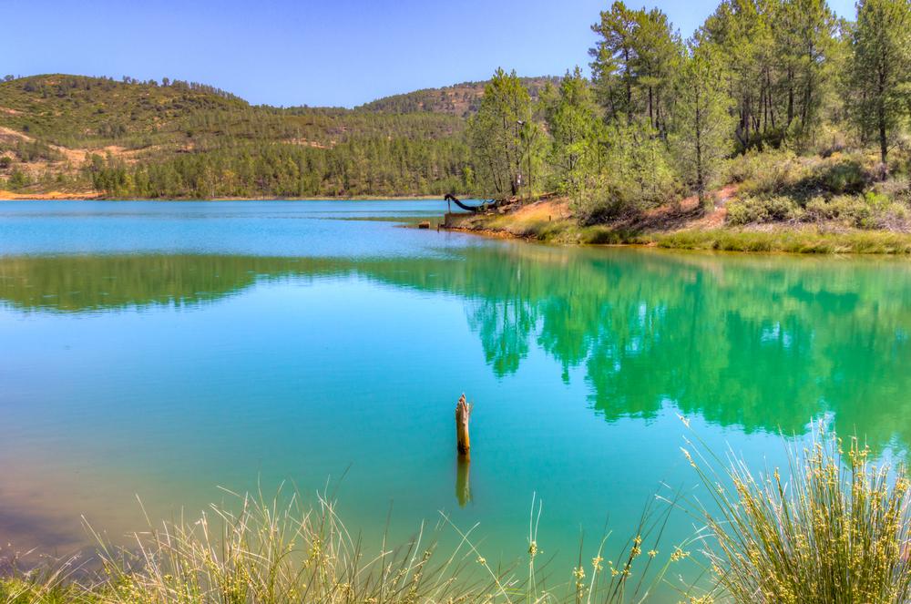Sierra de Aracena y Pico de Aroche natural park in Huelva