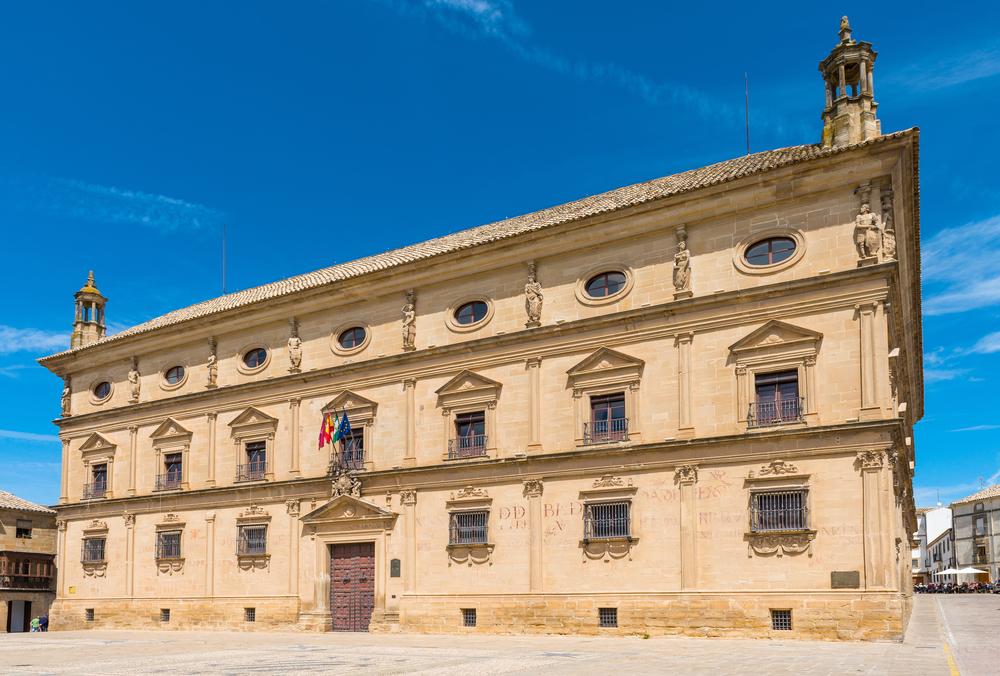 Le Palais Condestable Dávalos à Ubeda