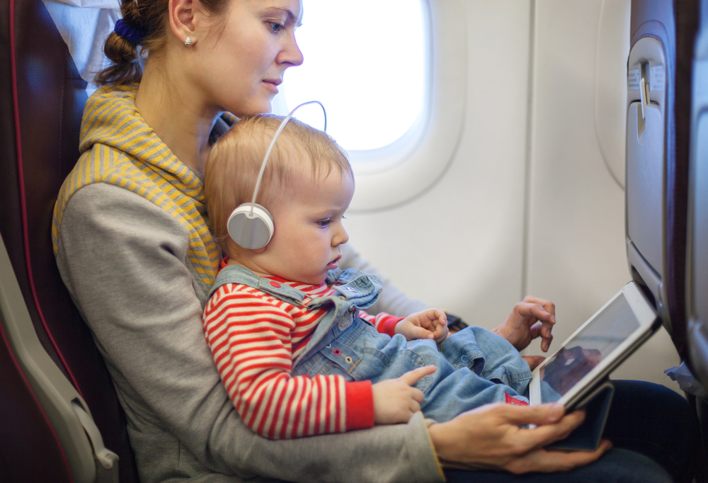 Travelling with children and babies in Spain