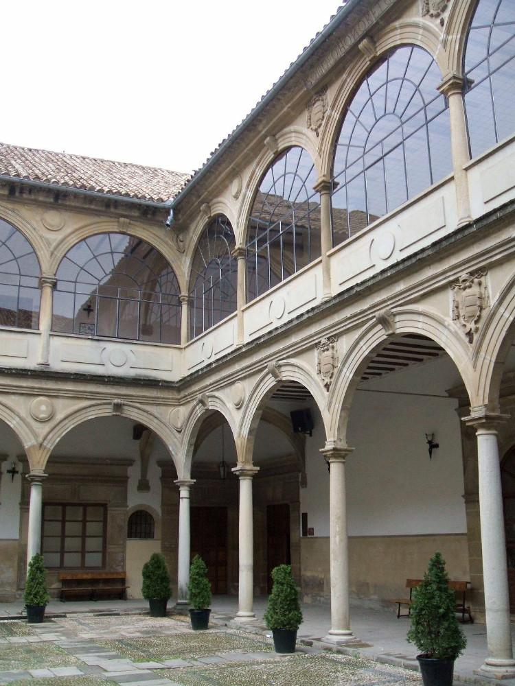 Alte Universität von Baeza