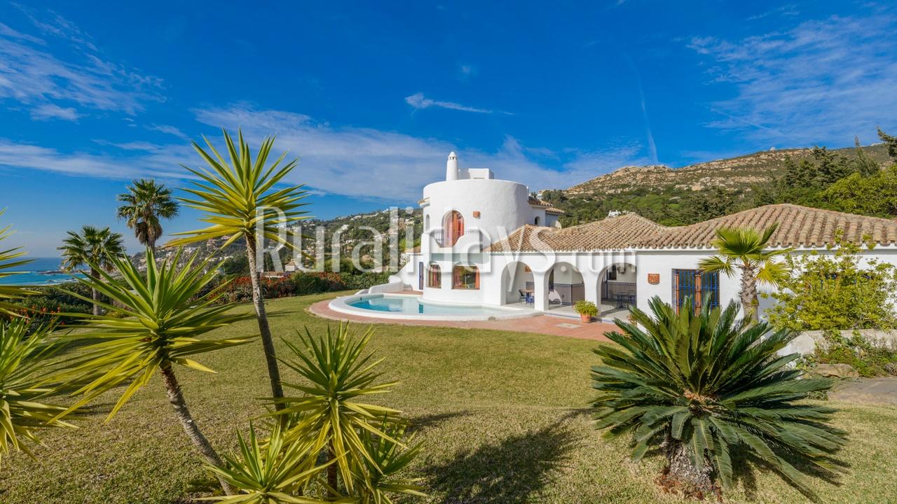 Vakantiehuis in Zahara de los Atunes (Cadiz)