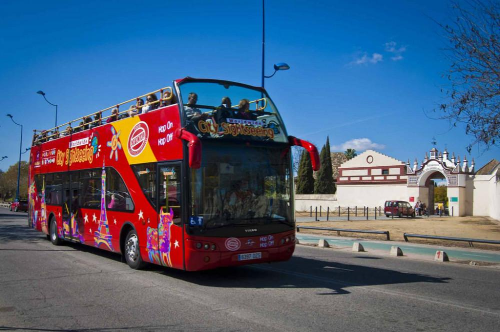 Sightseeing van Sevilla