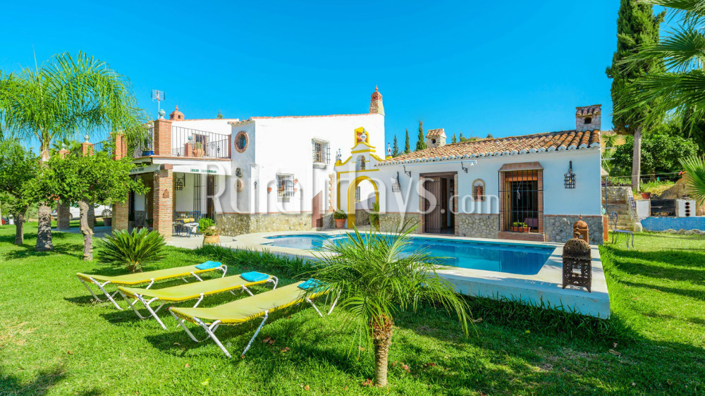 Goedkoop vakantiehuis in Alora, Malaga