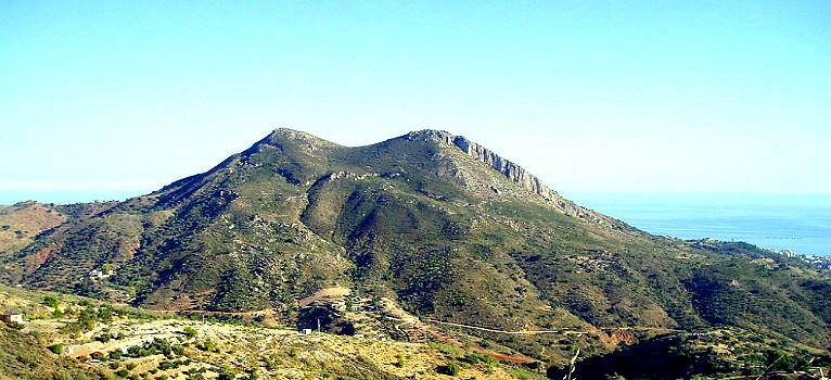 Montes De Malaga Natural Park