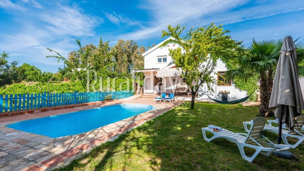 Zeer ruim vakantiehuis met een geweldige prijs-kwaliteitsverhouding in Montemayor - COR0970