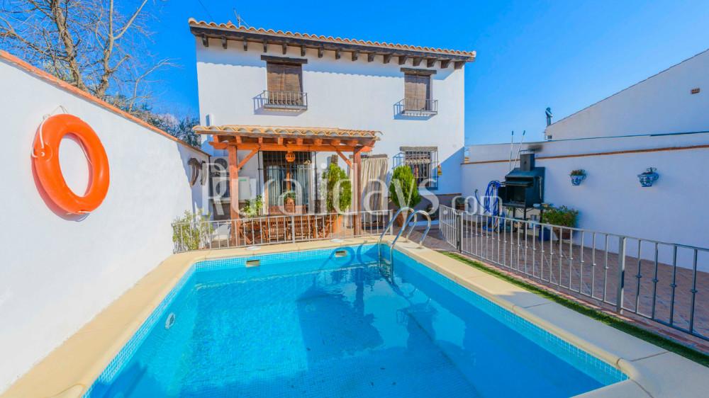 Preiswert Ferienhaus in El Padul, Granada