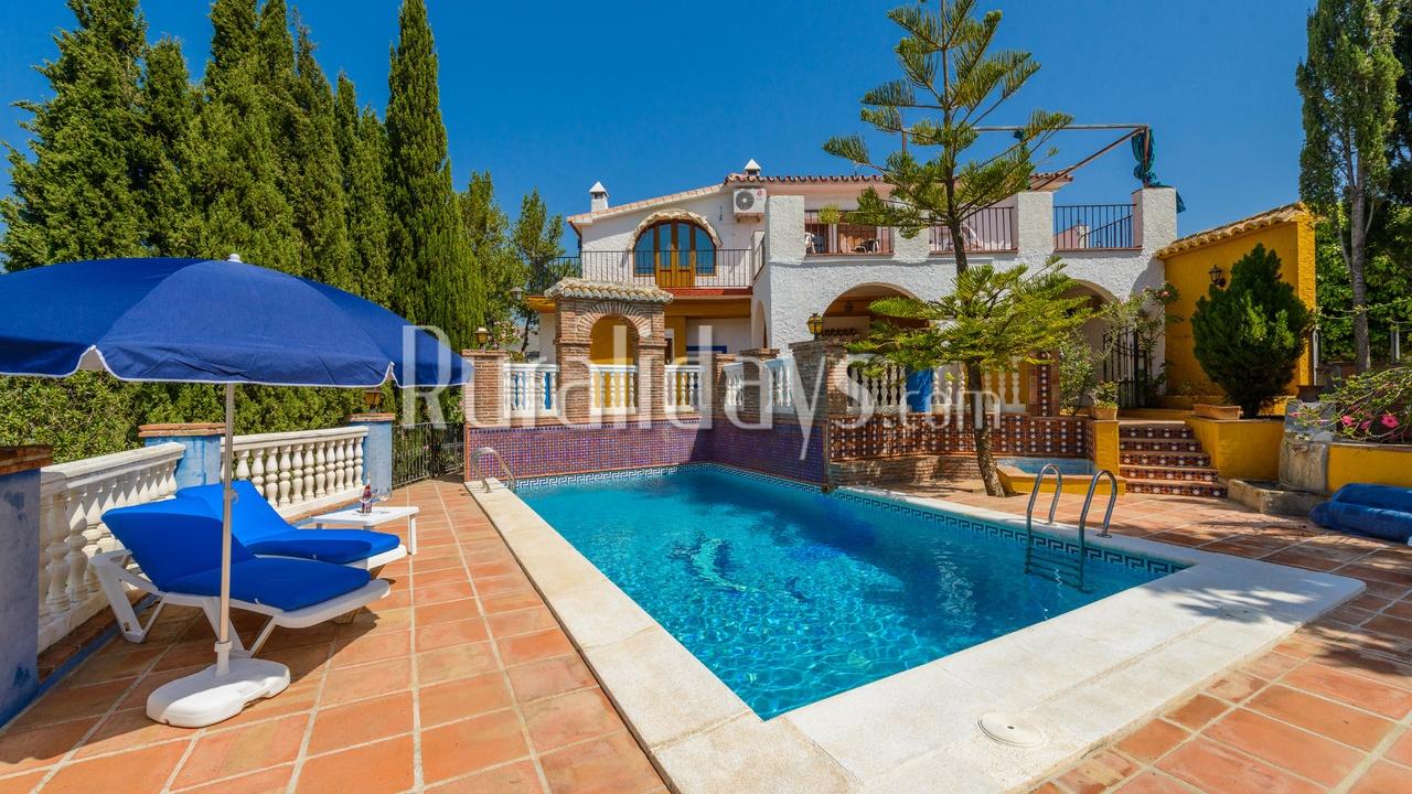 Holiday home in Alcaucin, Malaga