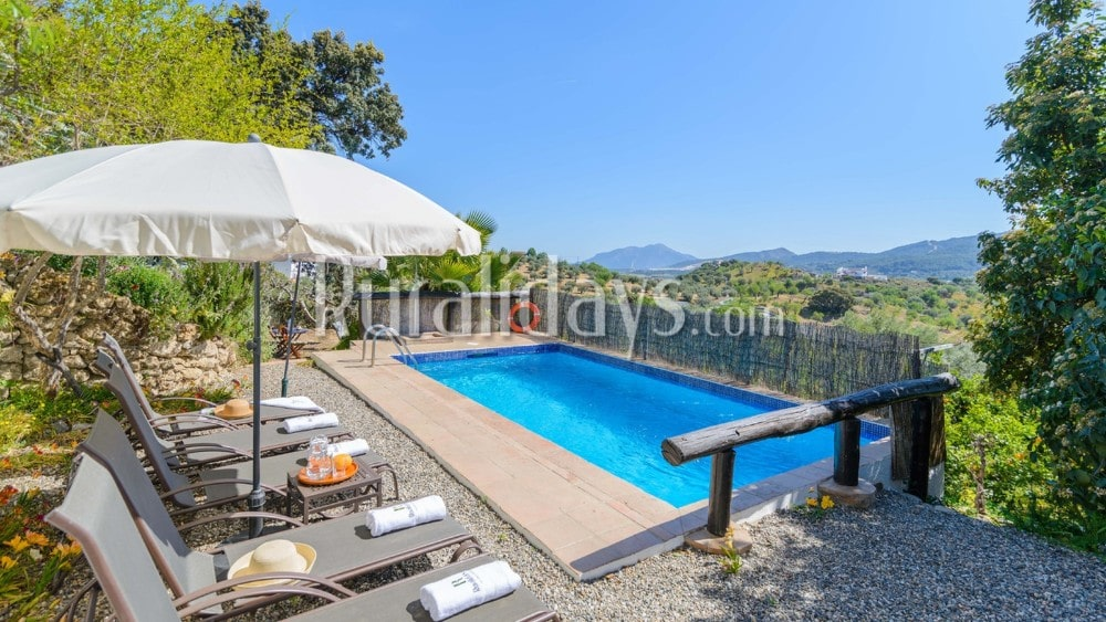 Lovely holiday home in the heart of the Sierra de las Nieves in Monda - MAL0168