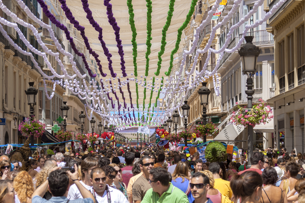 Malaga fair in august 2018 feria de malaga for Calle palma del rio malaga