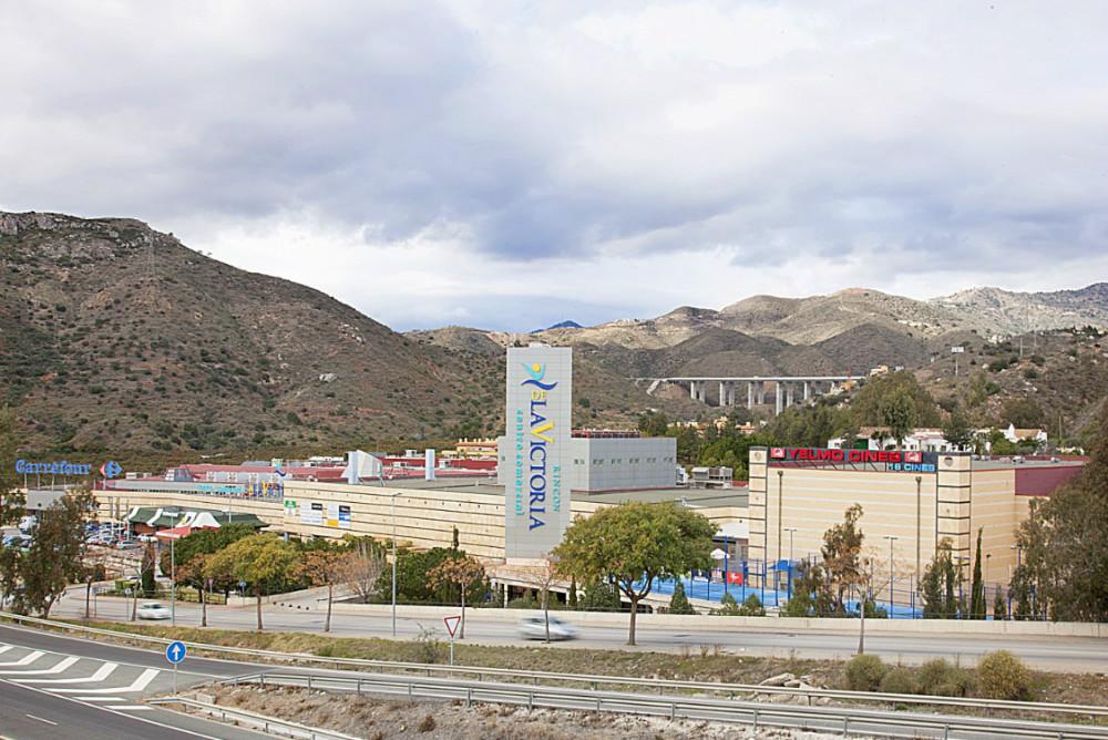 Centre commercial Rincón de la Victoria à Rincón de la Victoria, Malaga
