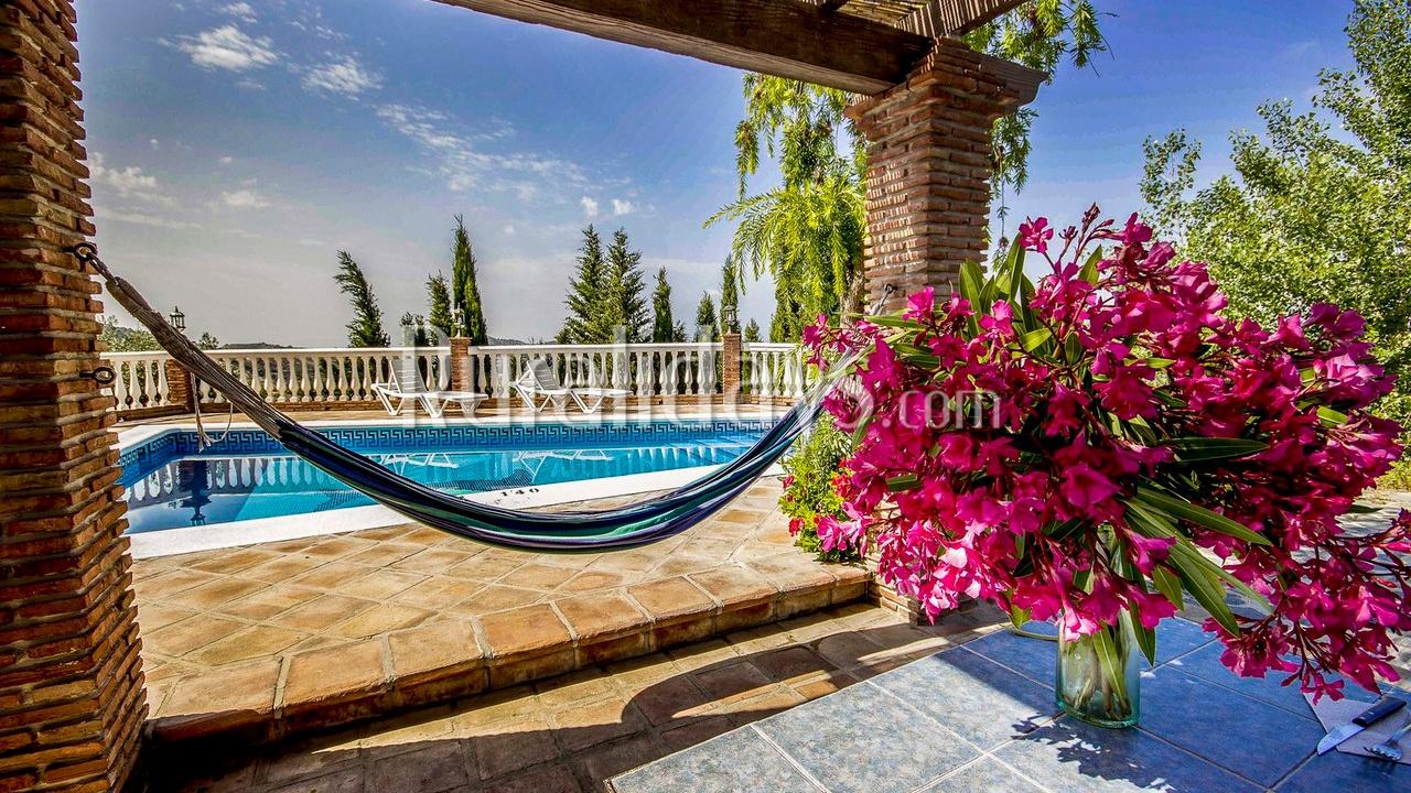 Holiday home in Canillas de Albaida, Malaga