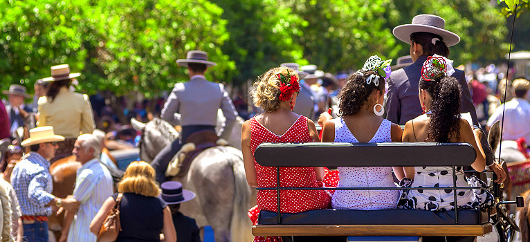 La feria de malaga andalousie en ao t 2018 for Feria outlet malaga 2017