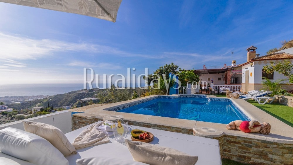 Magnificent, good value for money holiday home very close to the beach in Torrox - MAL1960