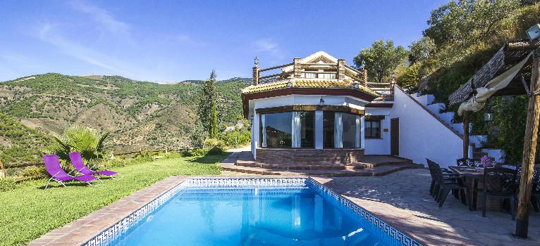 Top 10 des meilleures maisons de vacances malaga andalousie for Casa rural mansion terraplen seis