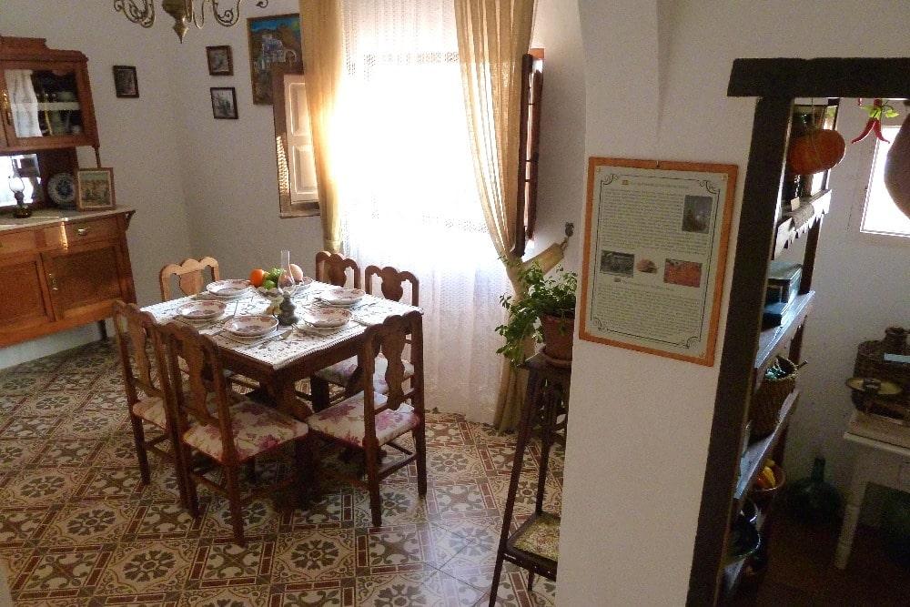 Musée Casa de la Canana à Mojácar - interieur