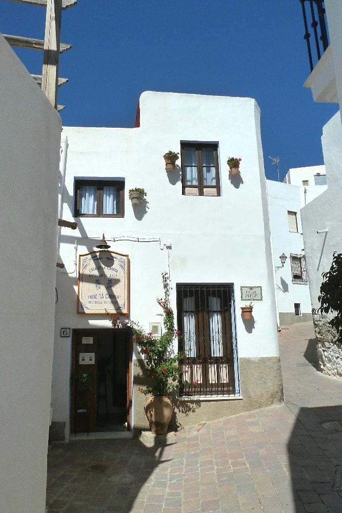 Museo Casa de la Canana in Mojacar - buitenkant
