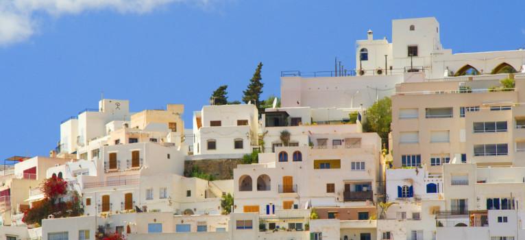 Qu ver en moj car pueblo blanco en la provincia de almer a - Casas gratis en pueblos de espana ...
