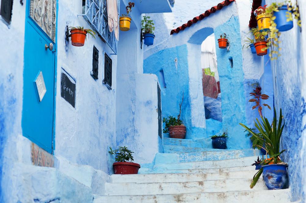 Bezoek Marokko