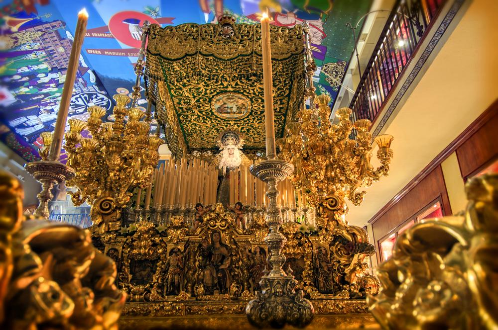 Live the Semana Santa as a local