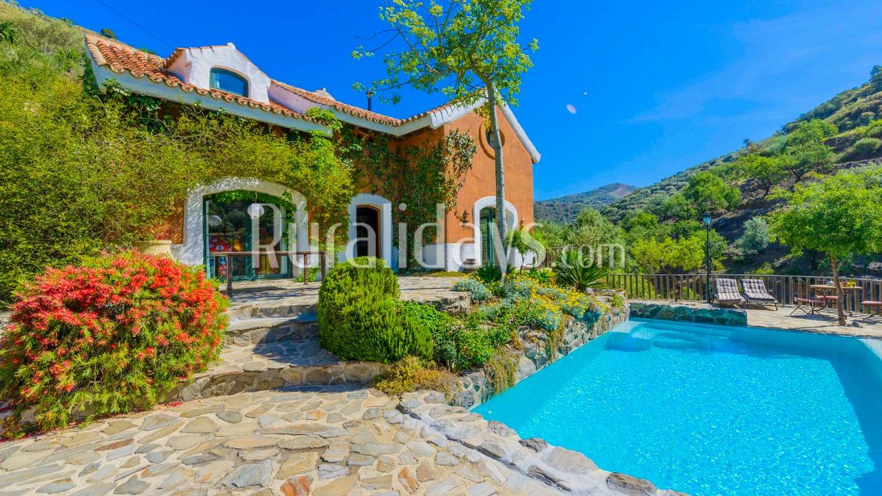 Goedkoop vakantiehuis in Arenas, Malaga