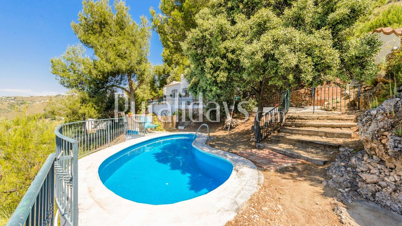 Preiswert Ferienhaus in Competa (Malaga)