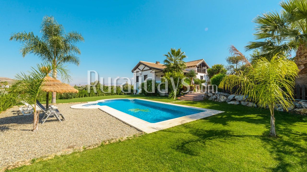 Charming holiday home in Alhaurín el Grande (Malaga)
