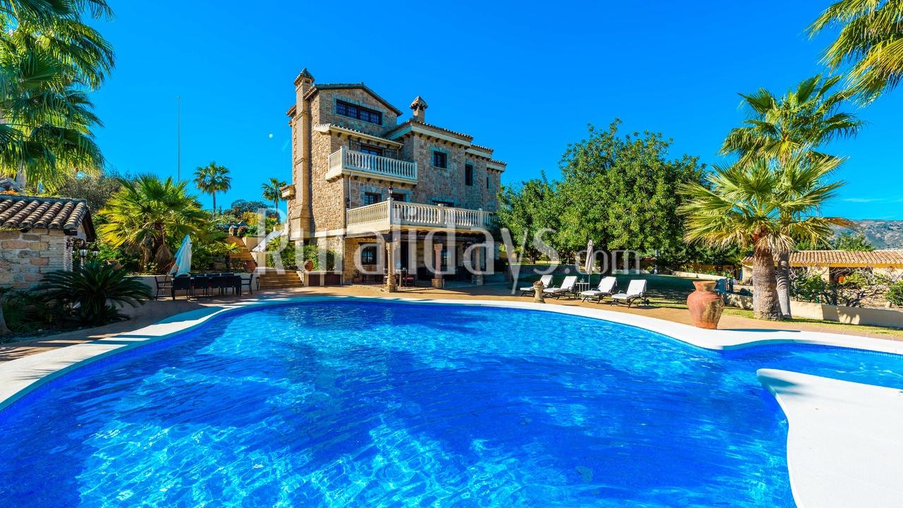Casa rural con encanto en Alhaurín de la Torre (Malaga)
