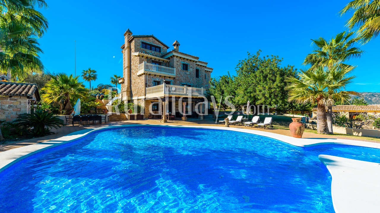 Charming holiday home in Alhaurin de la Torre, Malaga