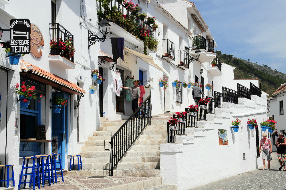Tour around the picturesque towns in Costa del Sol