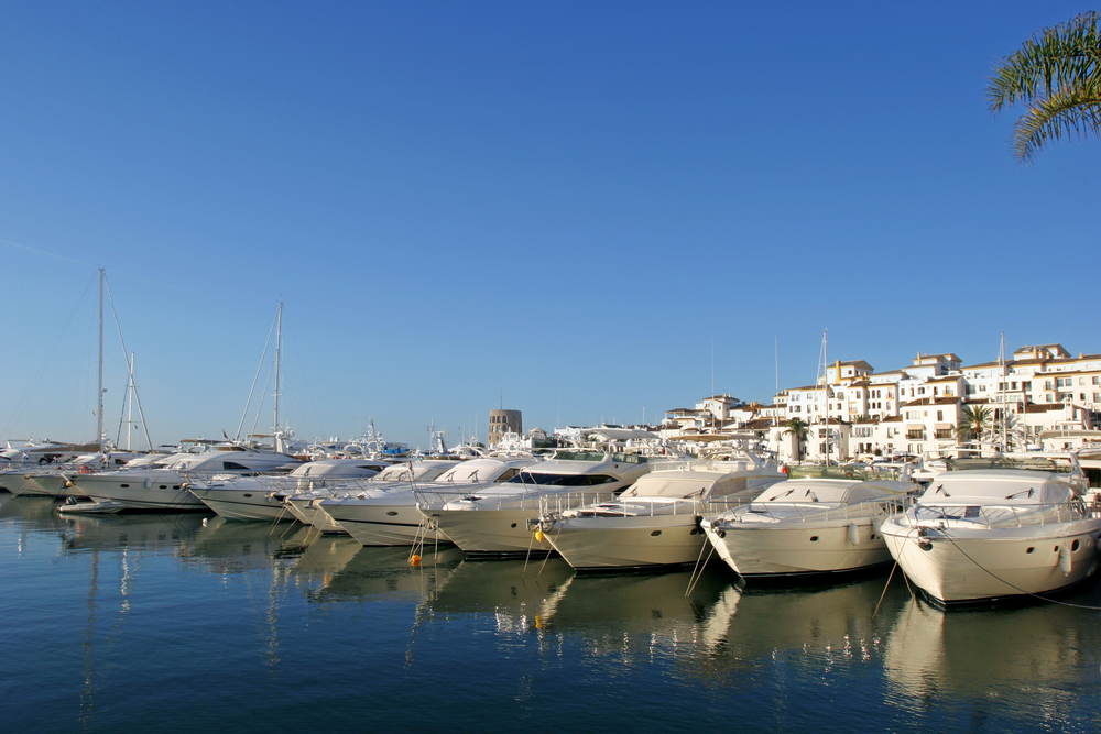 Treat yourself to luxury in Marbella and Puerto Banus