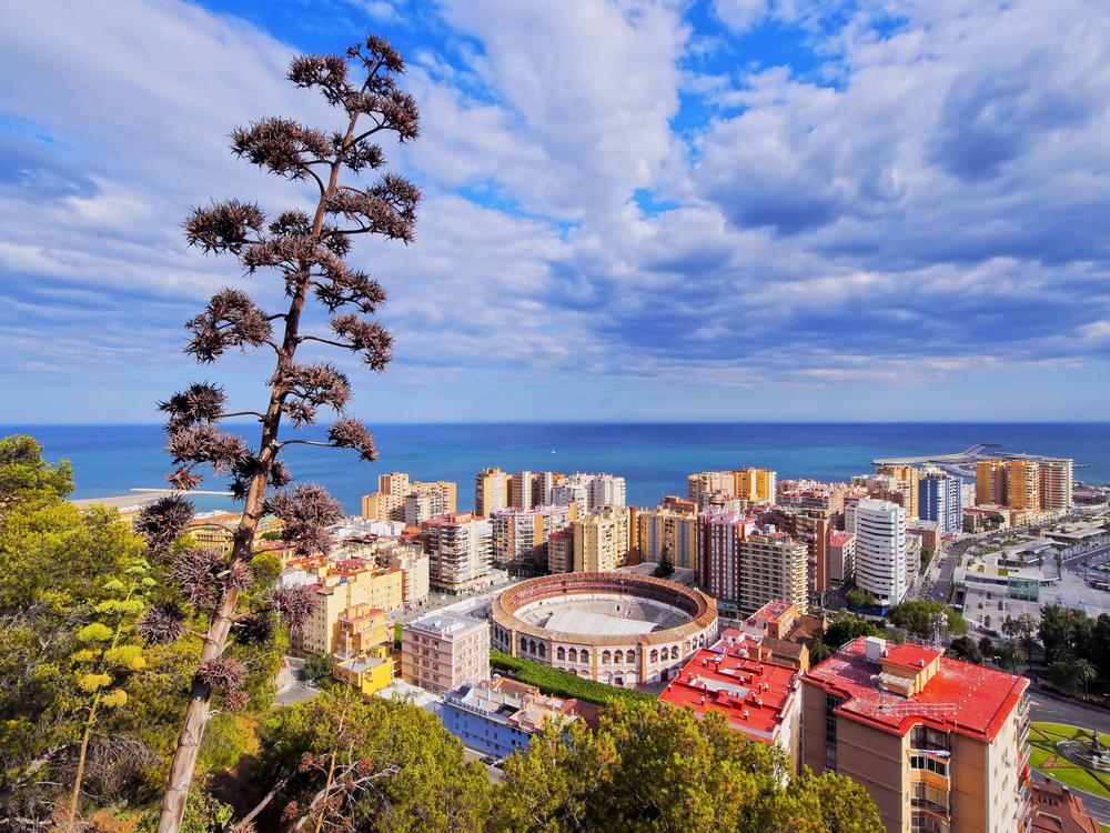 Visit Malaga for free