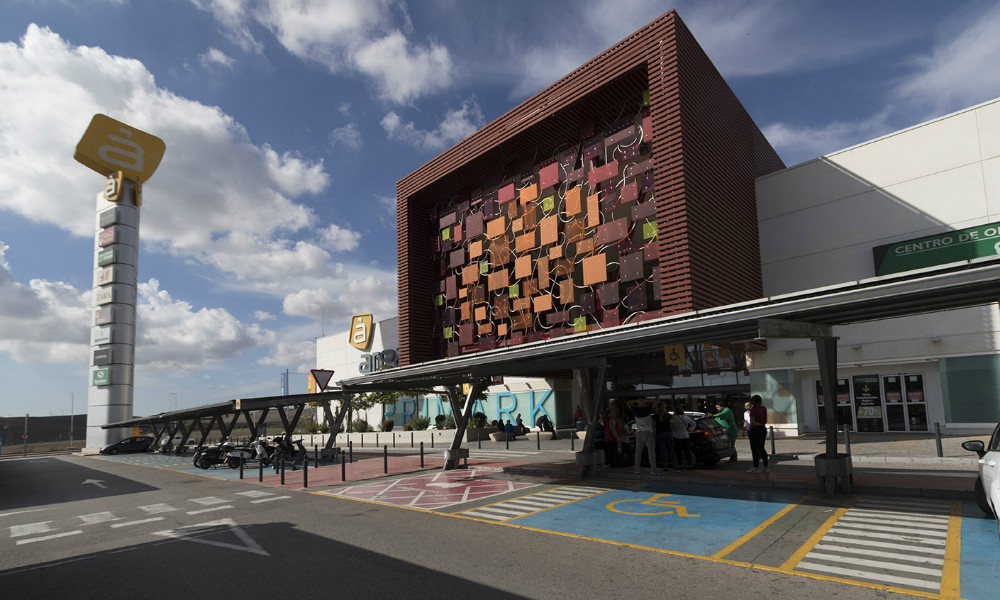 Centro comercial Área Sur en Jerez de la Frontera