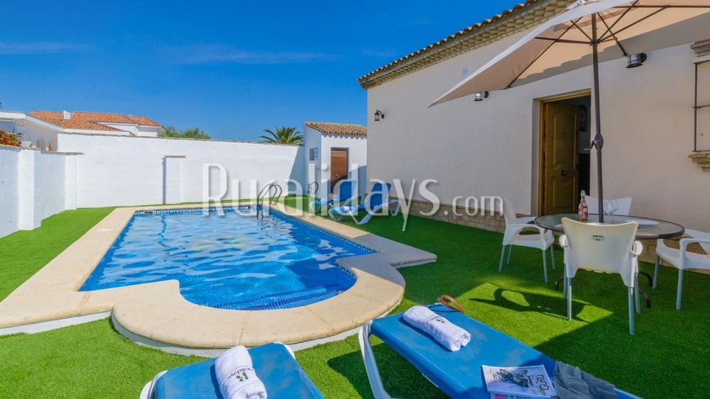 Budget villa very close to the beach in Conil de la Frontera - CAD1189