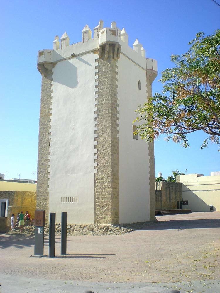 Torre Guzman in Conil de la Frontera