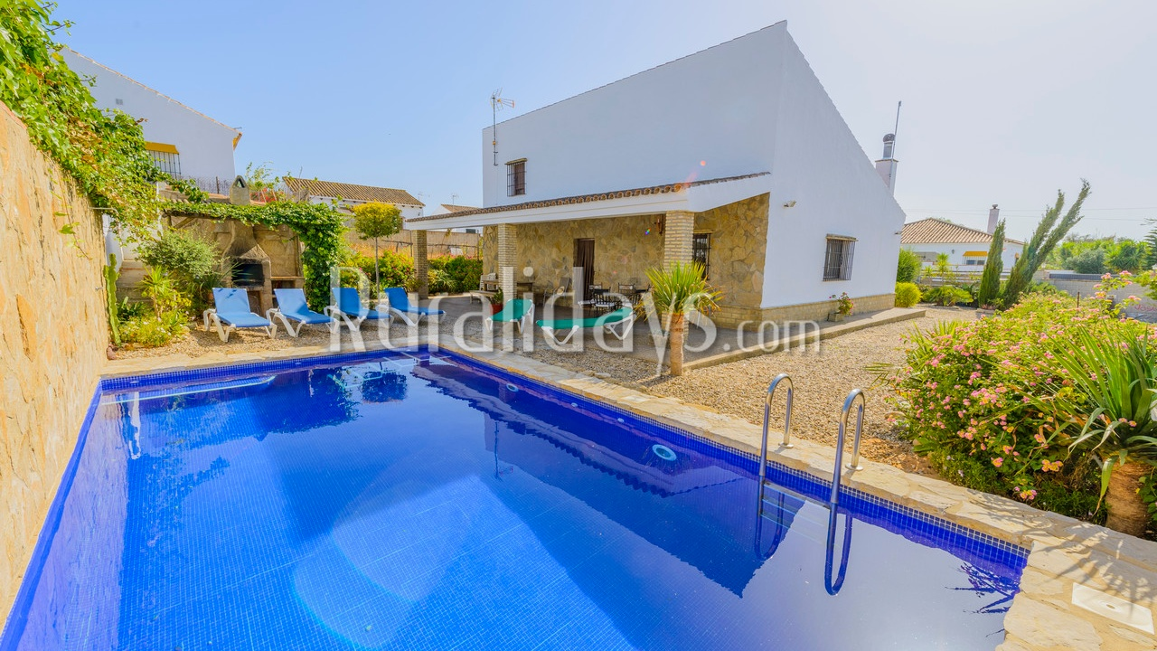 Budget villa in Conil de la Frontera (Cadiz)